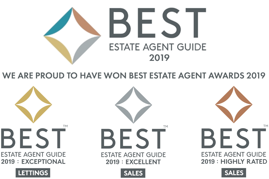 Sandersons UK in the BEST Estate Agent Guide 2019