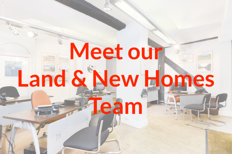 Meet our Land & New Homes team